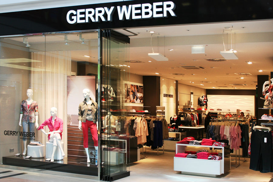 Gerry Weber Одежда Официальный Сайт